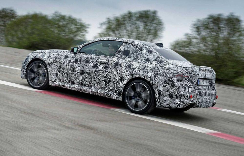 Noua generație BMW Seria 2 debutează în 8 iulie, cu ocazia Festivalului Vitezei de la Goodwood - Poza 8