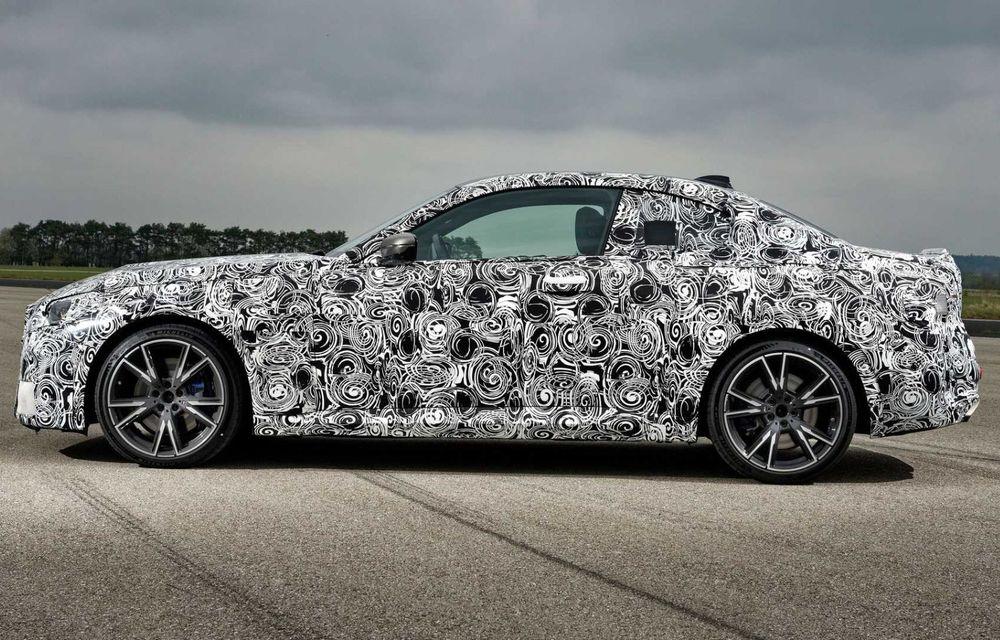 Noua generație BMW Seria 2 debutează în 8 iulie, cu ocazia Festivalului Vitezei de la Goodwood - Poza 9