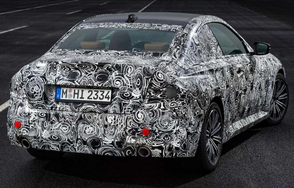 Noua generație BMW Seria 2 debutează în 8 iulie, cu ocazia Festivalului Vitezei de la Goodwood - Poza 7