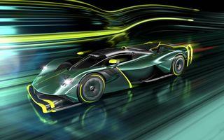 Aston Martin Valkyrie AMR Pro: versiune dedicată exclusiv circuitului cu 1.014 cai putere