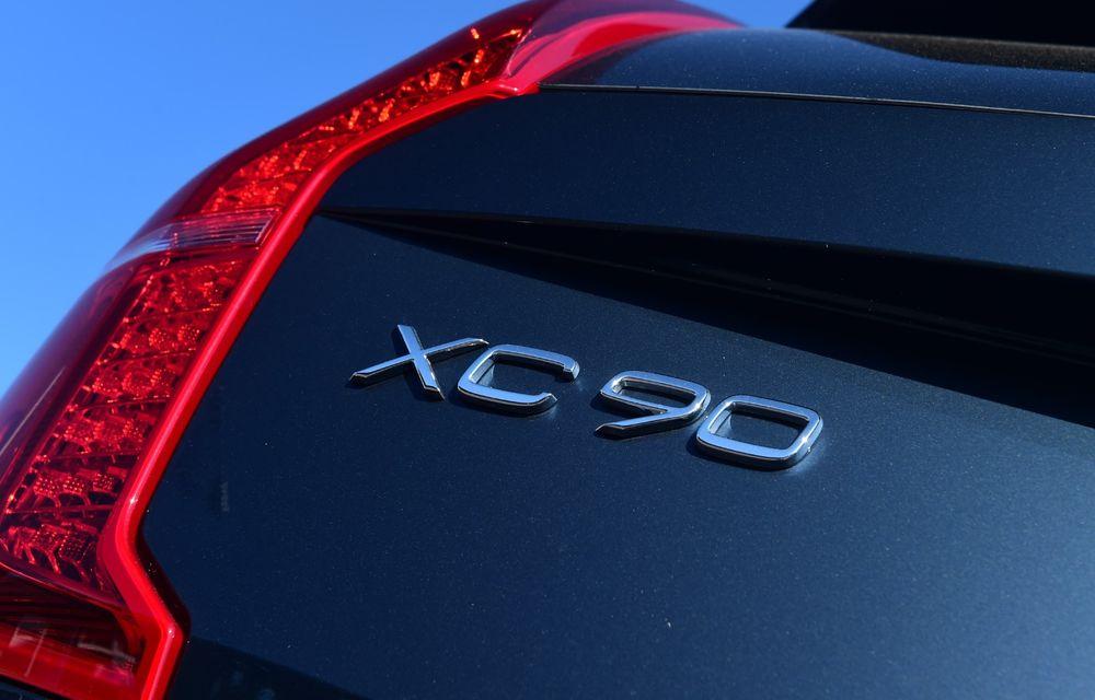 """Volvo: """"Succesorul actualei generații XC90 va fi complet electric"""" - Poza 1"""
