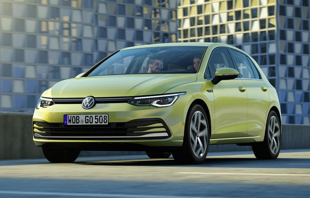VW Golf a fost cea mai vândută mașină din Europa în luna mai: Dacia Sandero, pe locul 9 - Poza 1