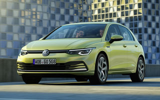 VW Golf a fost cea mai vândută mașină din Europa în luna mai: Dacia Sandero, pe locul 9
