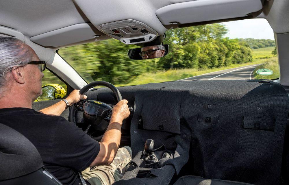 Opel dezvăluie primele imagini sub camuflaj cu noua generație Astra - Poza 7