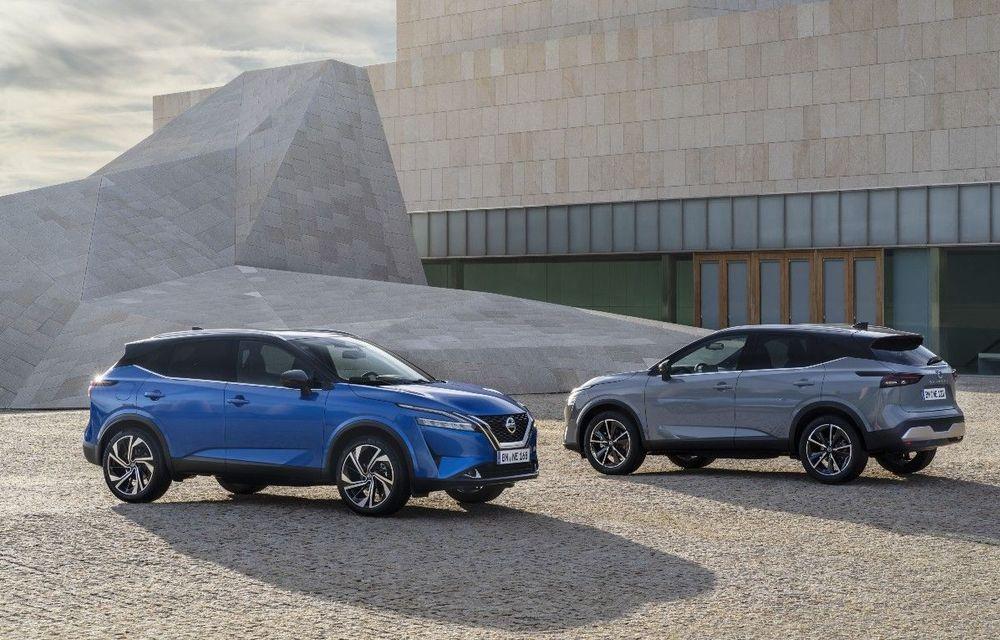Nissan a primit peste 10.000 de comenzi pentru noul Qashqai în Europa - Poza 1