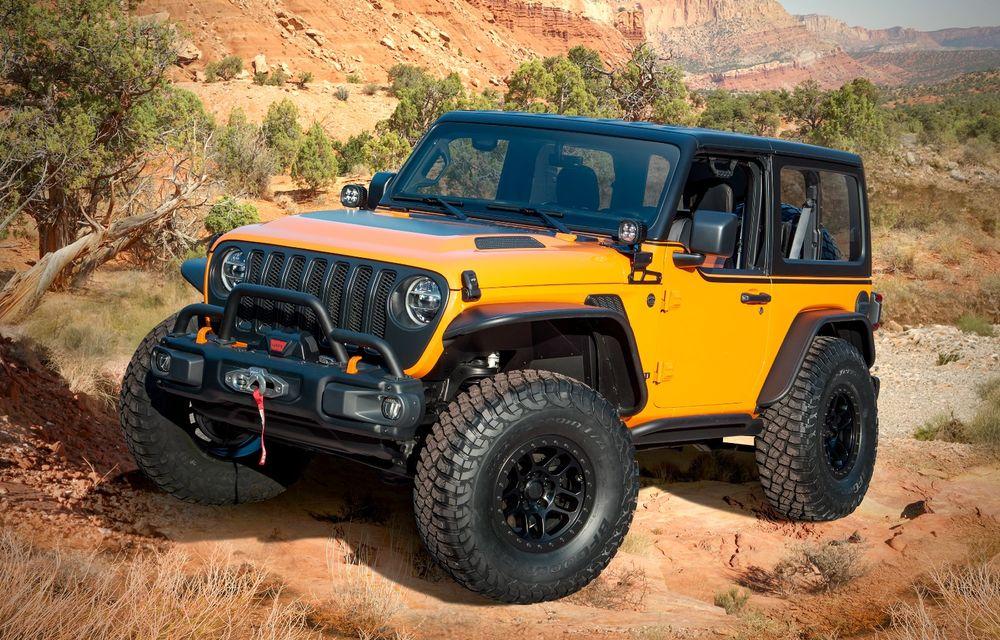 Jeep Wrangler nu va mai fi disponibil în Europa în versiune cu două uși - Poza 1