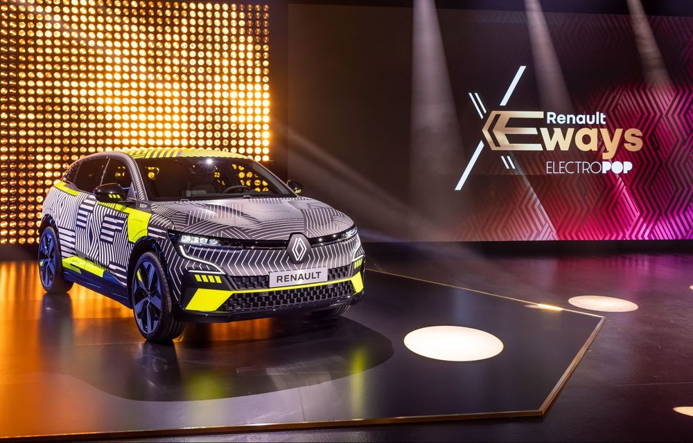 Renault va lansa 7 modele electrice noi până în 2025 - Poza 1