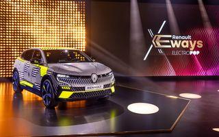 Renault va lansa 7 modele electrice noi până în 2025