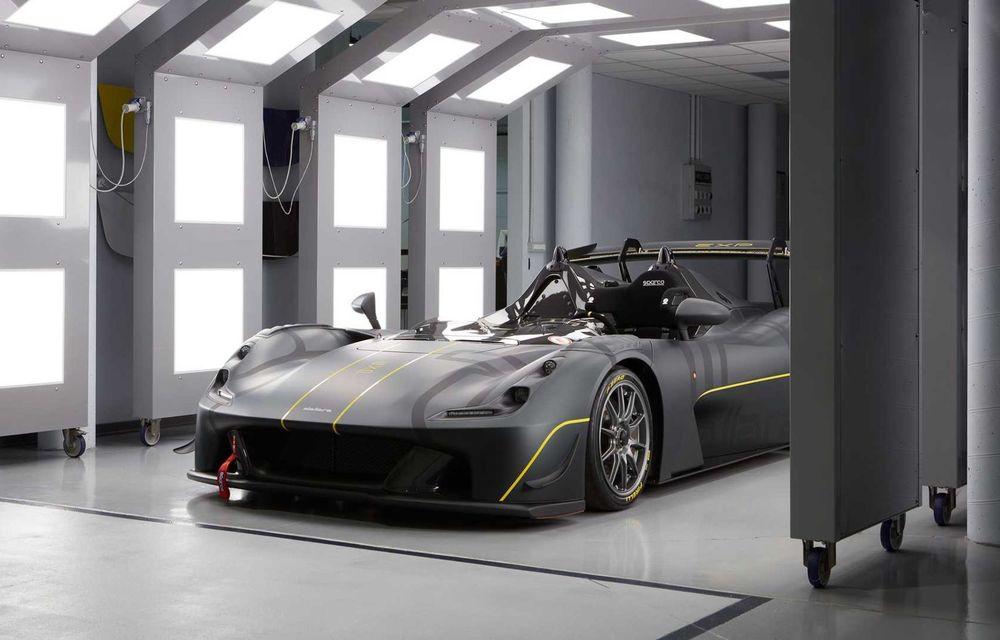Dallara EXP: model dedicat circuitului, cu 500 CP și greutate de 890 kilograme - Poza 6