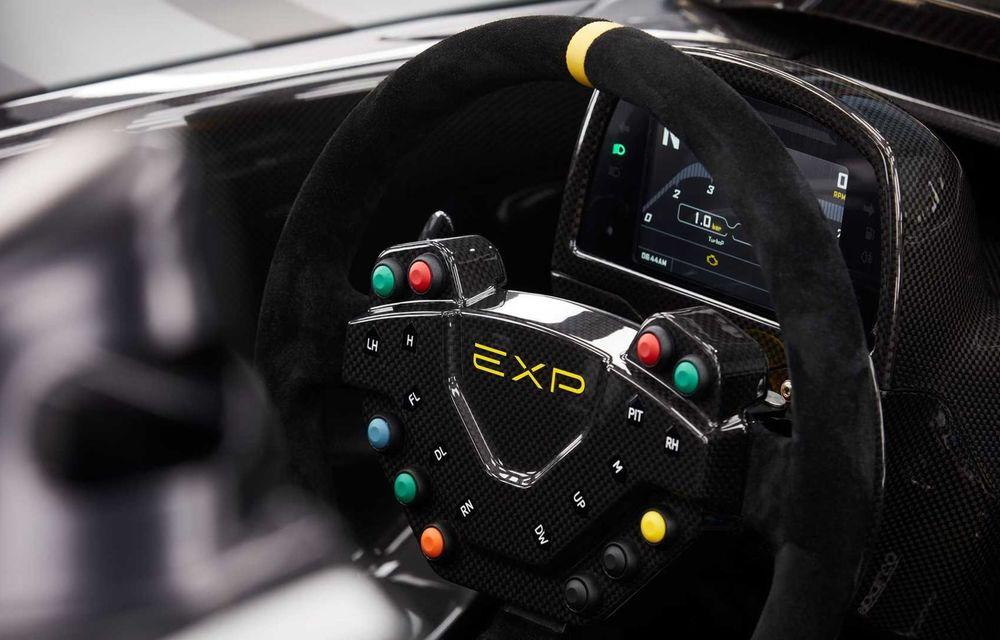 Dallara EXP: model dedicat circuitului, cu 500 CP și greutate de 890 kilograme - Poza 9