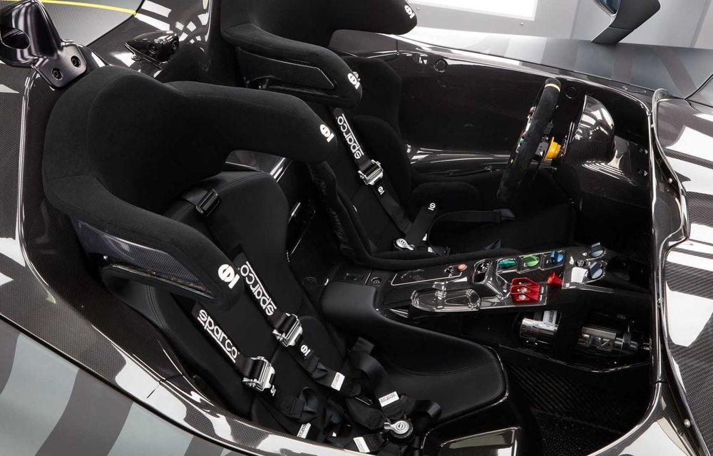 Dallara EXP: model dedicat circuitului, cu 500 CP și greutate de 890 kilograme - Poza 10