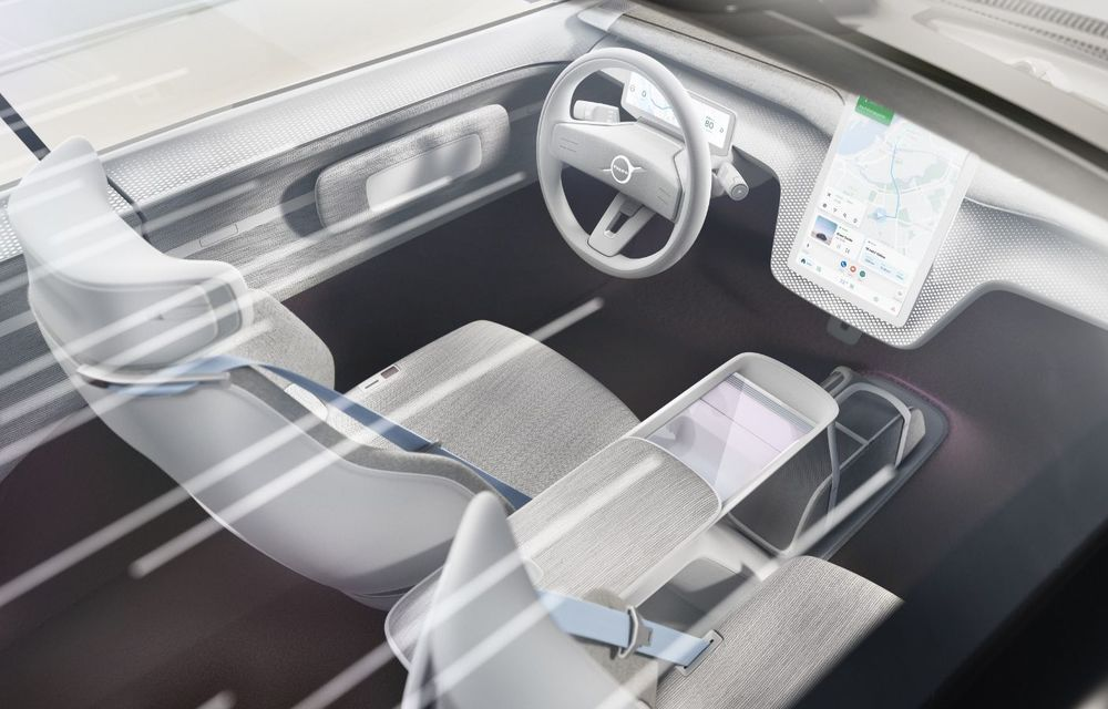 Volvo Concept Recharge prefațează viitorul electric al producătorului suedez - Poza 5