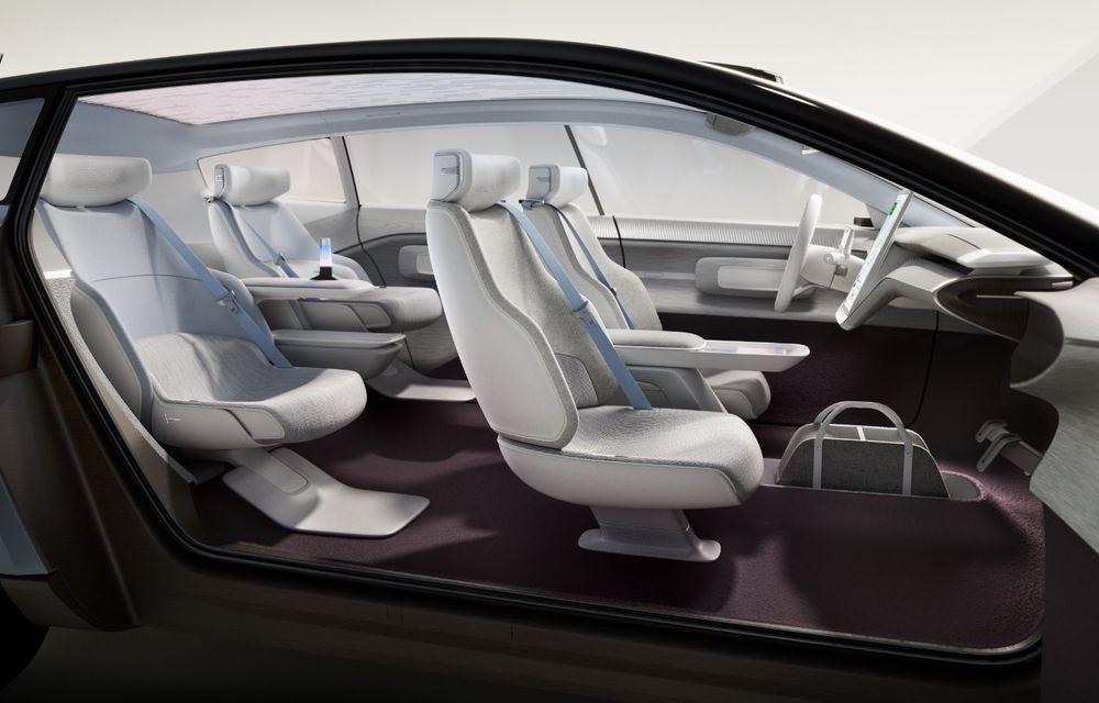 Volvo Concept Recharge prefațează viitorul electric al producătorului suedez - Poza 7