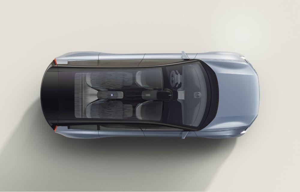 Volvo Concept Recharge prefațează viitorul electric al producătorului suedez - Poza 8