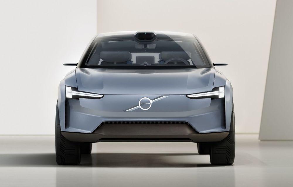 Volvo Concept Recharge prefațează viitorul electric al producătorului suedez - Poza 9