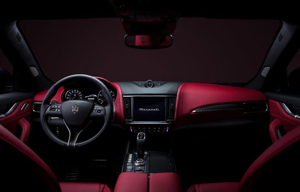 Maserati anunță o serie de îmbunătățiri pentru Ghibli, Quattroporte și Levante - Poza 5