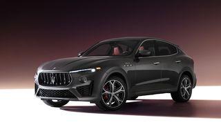 Maserati anunță o serie de îmbunătățiri pentru Ghibli, Quattroporte și Levante