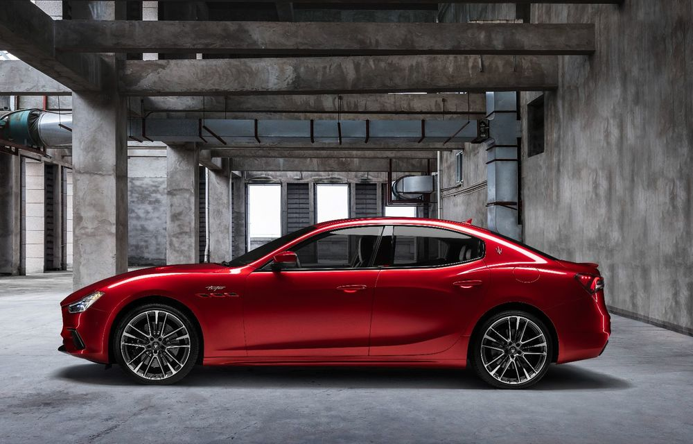 Maserati anunță o serie de îmbunătățiri pentru Ghibli, Quattroporte și Levante - Poza 2