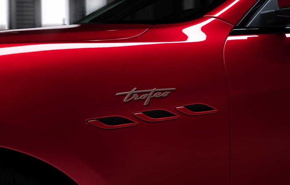 Maserati anunță o serie de îmbunătățiri pentru Ghibli, Quattroporte și Levante - Poza 9