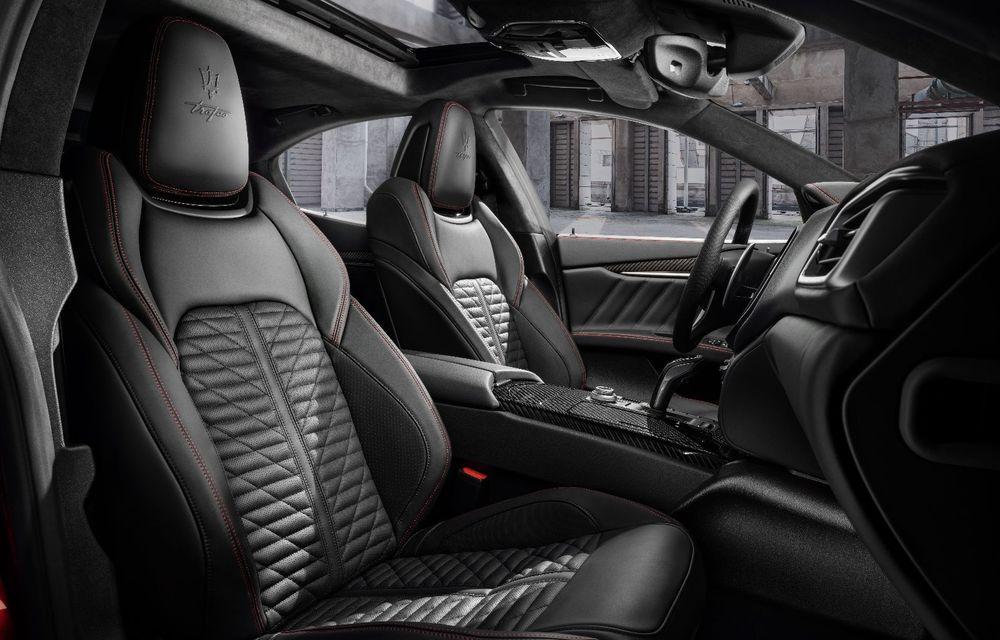 Maserati anunță o serie de îmbunătățiri pentru Ghibli, Quattroporte și Levante - Poza 6