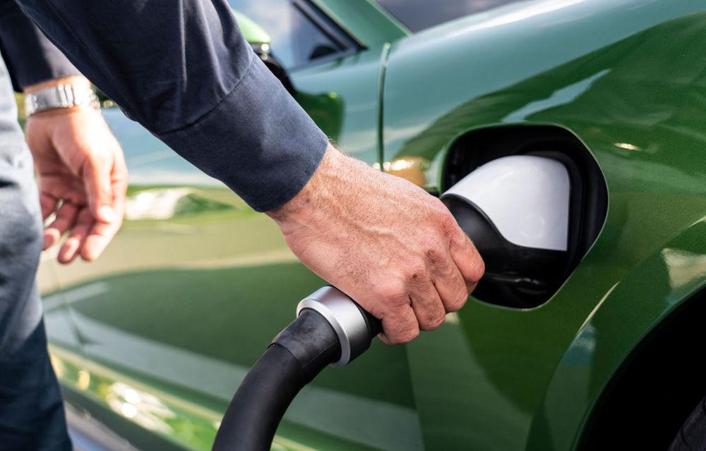Germania va ajunge la un milion de mașini electrice pe șosele în luna iulie - Poza 1