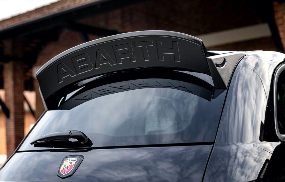 Noul Abarth 695 Esseesse: 180 de cai putere și producție limitată la 1.390 de exemplare - Poza 25