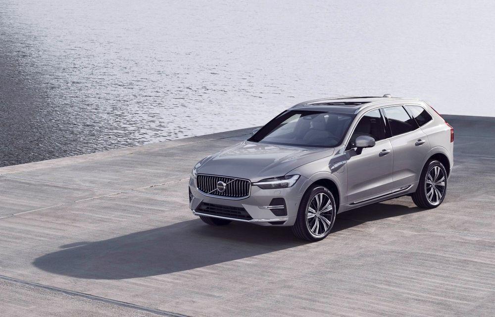 Volvo a stabilit un record istoric de vânzări în prima jumătate din 2021 - Poza 1
