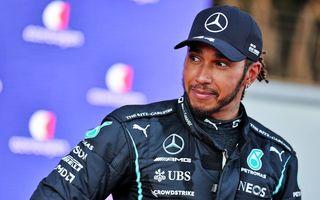 Lewis Hamilton, încă doi ani alături de Mercedes-AMG F1 Petronas