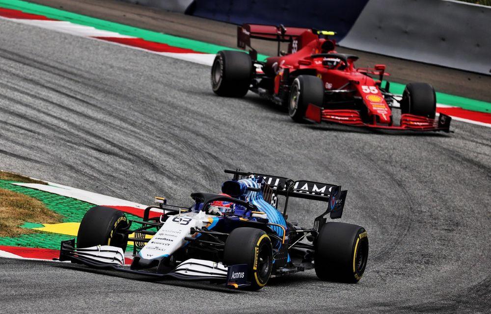 Verstappen bifează a treia victorie consecutivă din 2021. Norris, pe podium în Austria - Poza 6