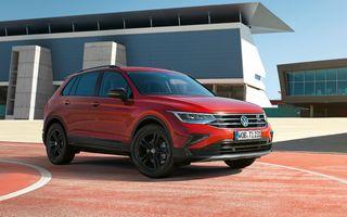 Volkswagen a dezvăluit ediția specială Tiguan Urban Sport: până la 200 CP și interior special