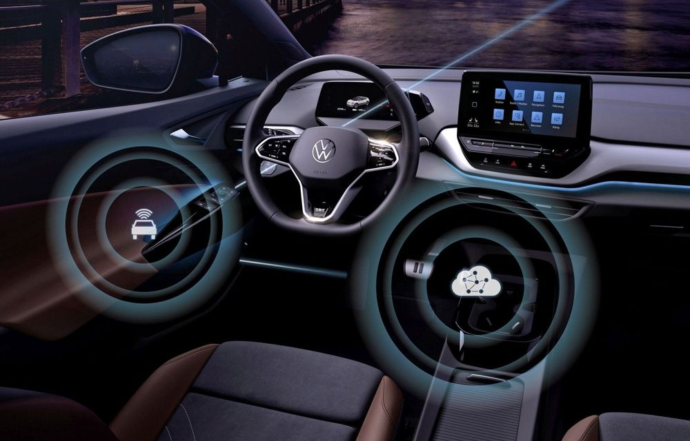 Gama Volkswagen ID va primi update-uri over-the air începând cu luna aceasta - Poza 1