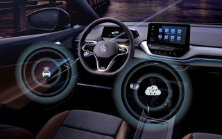Gama Volkswagen ID va primi update-uri over-the air începând cu luna aceasta