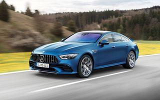Prețuri Mercedes-AMG GT 4-Door Coupe facelift în România: start de la 104.500 euro