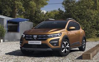 Vânzările Dacia în Marea Britanie au scăzut cu aproape 50% în iunie