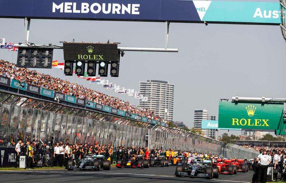 Marele Premiu de Formula 1 al Australiei nu va avea loc în 2021 - Poza 1