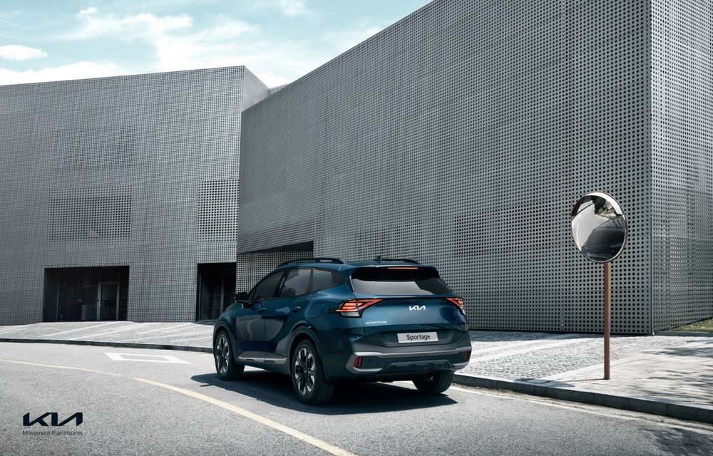 Noua Kia Sportage: diesel nou de 186 CP, urmat de versiuni hibrid și PHEV - Poza 3