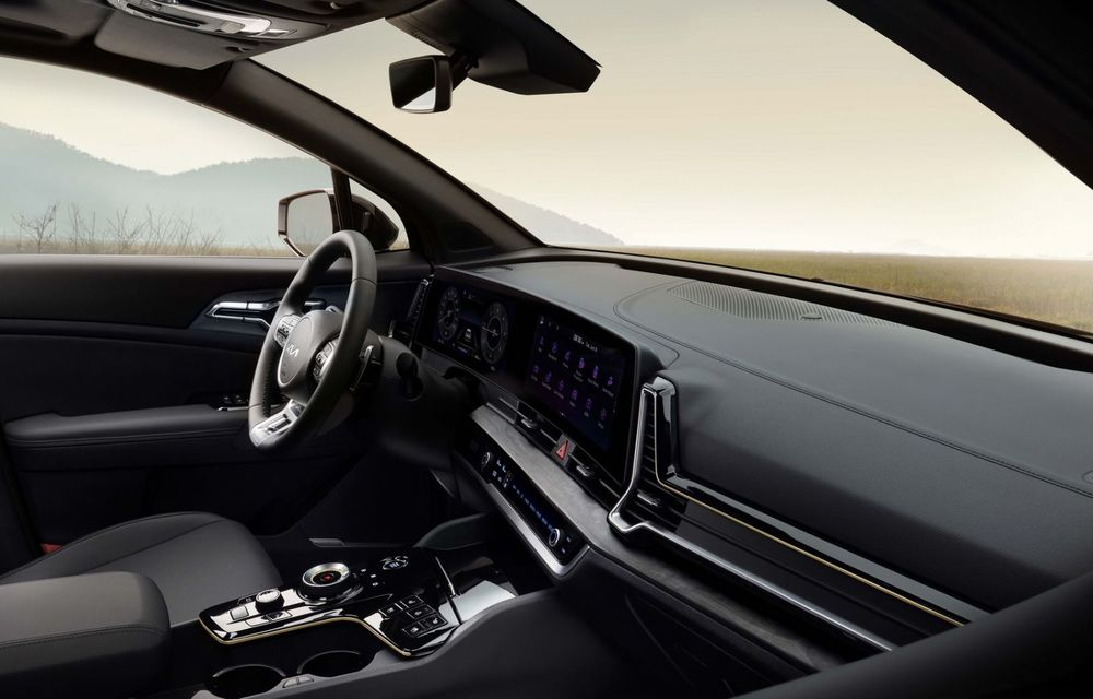 Noua Kia Sportage: diesel nou de 186 CP, urmat de versiuni hibrid și PHEV - Poza 12