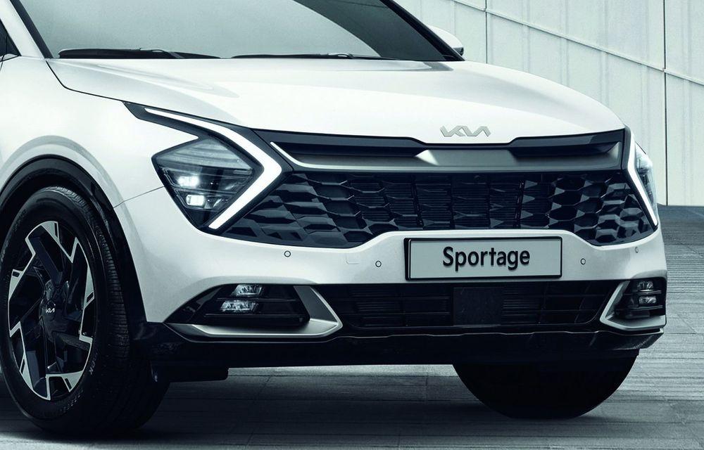 Noua Kia Sportage: diesel nou de 186 CP, urmat de versiuni hibrid și PHEV - Poza 14