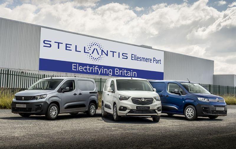 Stellantis va produce mașini electrice pentru Opel, Peugeot și Citroen în Marea Britanie - Poza 1