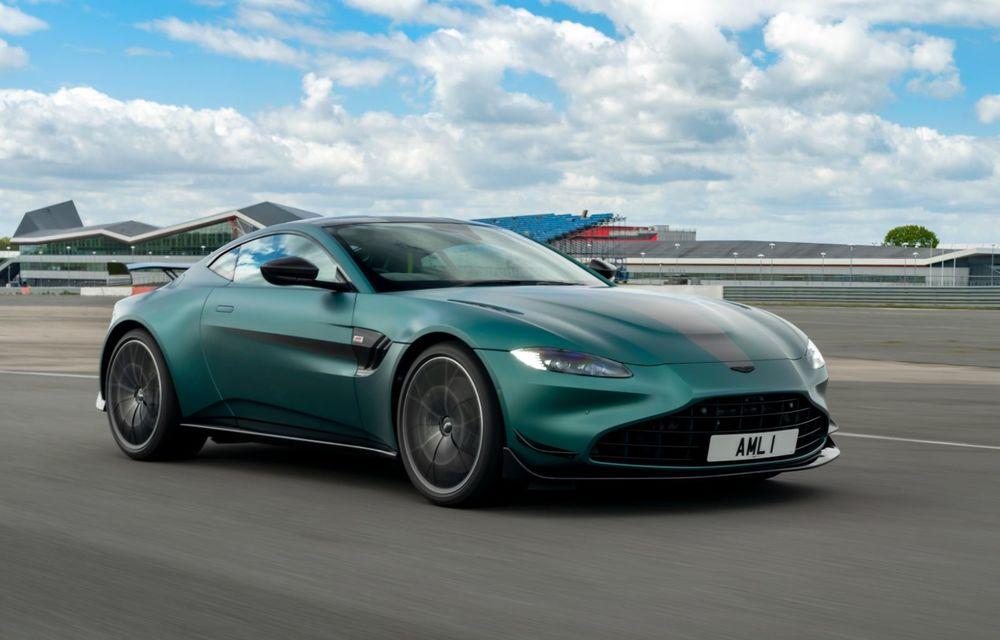Aston Martin Valkyrie va parcurge celebrul traseu de la Goodwood, în cadrul Festivalului Vitezei - Poza 3