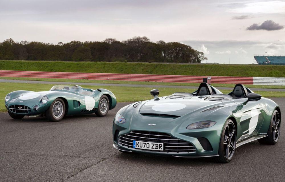 Aston Martin Valkyrie va parcurge celebrul traseu de la Goodwood, în cadrul Festivalului Vitezei - Poza 5
