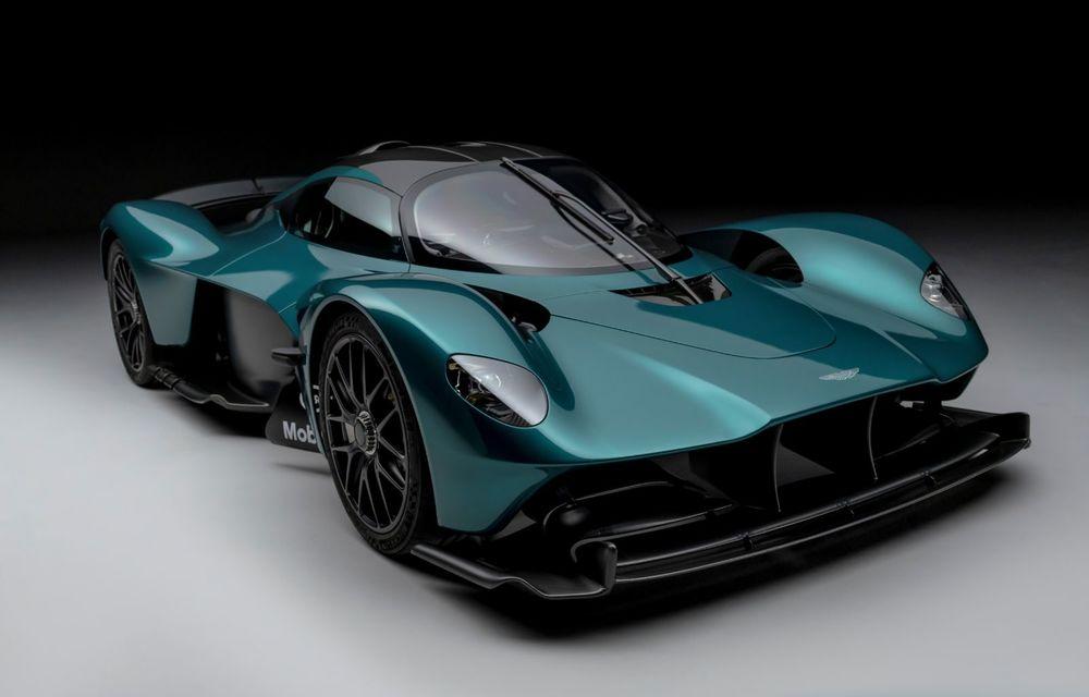 Aston Martin Valkyrie va parcurge celebrul traseu de la Goodwood, în cadrul Festivalului Vitezei - Poza 1
