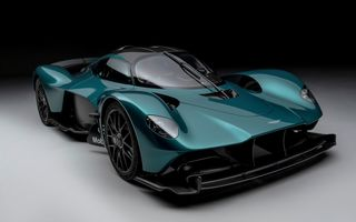 Aston Martin Valkyrie va parcurge celebrul traseu de la Goodwood, în cadrul Festivalului Vitezei