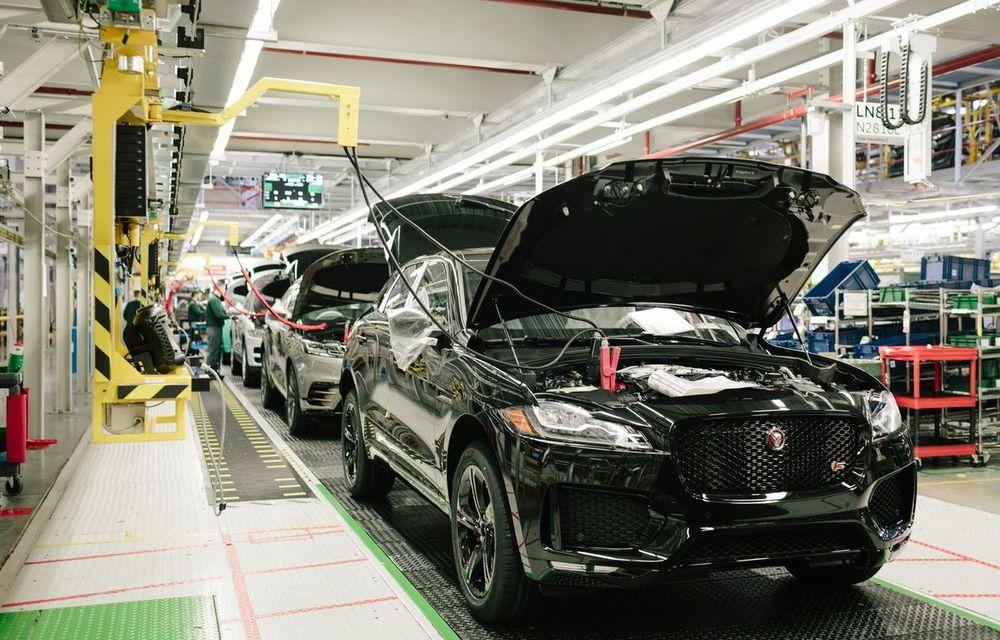 """Jaguar-Land Rover: """"Criza cipurilor va duce la scăderea vânzărilor cu 50%"""" - Poza 1"""