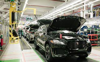 """Jaguar-Land Rover: """"Criza cipurilor va duce la scăderea vânzărilor cu 50%"""""""
