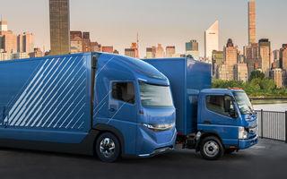 Diviziile de camioane Volvo și Daimler vor să instaleze 1.700 de stații de încărcare pentru camioane electrice