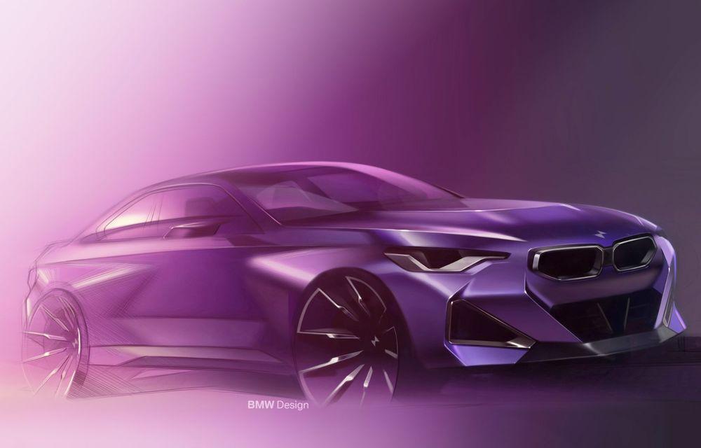 PREMIERĂ: Noua generație BMW Seria 2 Coupe, prezentată oficial cu până la 374 de cai putere - Poza 93