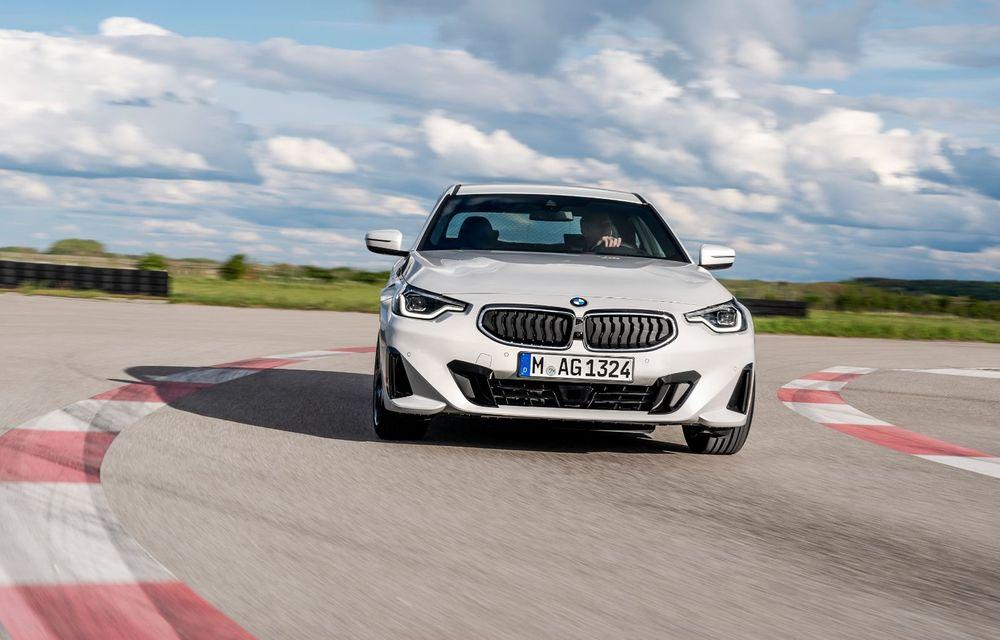 PREMIERĂ: Noua generație BMW Seria 2 Coupe, prezentată oficial cu până la 374 de cai putere - Poza 17