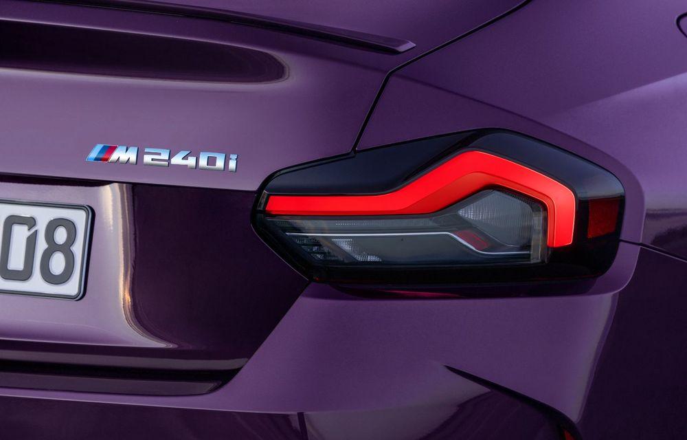 PREMIERĂ: Noua generație BMW Seria 2 Coupe, prezentată oficial cu până la 374 de cai putere - Poza 70