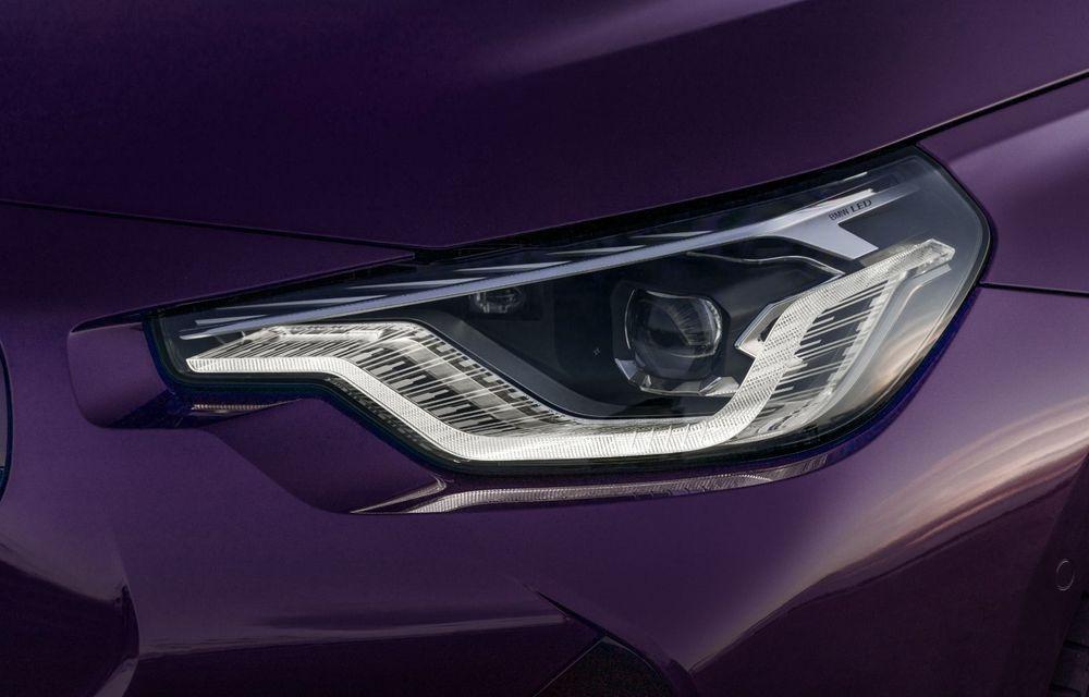 PREMIERĂ: Noua generație BMW Seria 2 Coupe, prezentată oficial cu până la 374 de cai putere - Poza 74